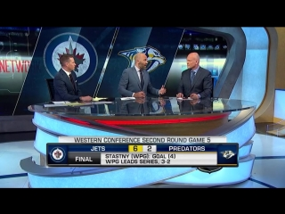 NHL Tonight: Connor in Game 5 win May 5, 2018