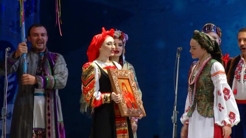 Артисты Краснодарской филармонии - Добрый вэчир паны