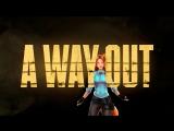 ZOMBI и Вредная. Побег из Шоушенка | A Way Out | #1