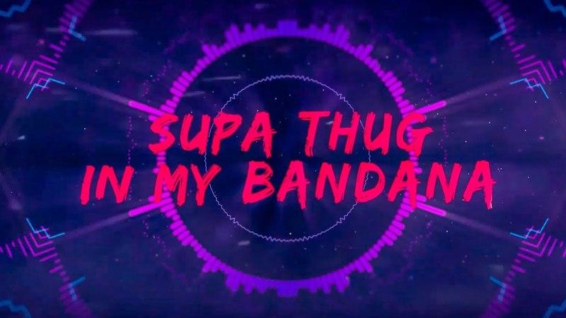 Dirty Audio BL3R - Bandana (ft. Young Buck) [Official Lyric Video]