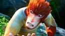 Новый мультфильм 2018 - Король обезьян Возвращение героя