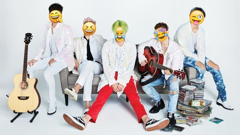 BIGBANG(빅뱅) - Try Not To Laugh Challenge