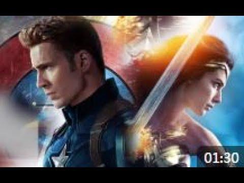 Wonder Woman x Captain America | WonderCaptain CP