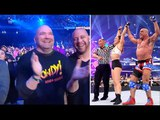 UFC boss Dana White enjoy Ronda Rousey win at WrestleMania 34