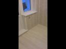 Остекление окнами ПВХ утепление отделка теплый пол