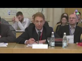 Московский экономический форум. 09.12.2014. Андреев С.Ю