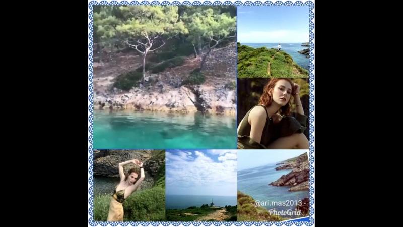 Фотосессия Эльчин для июньского номера 🌞 InStyle Türkiye