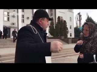 Одиночный пикет в Дагестане против назначения Васильева и Здунова [MDK DAGESTAN]