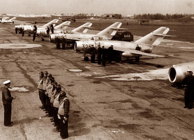 Корейская война, 1 ноября 1950 года