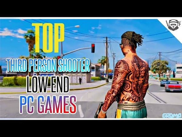 Top 10 TPS Low End PC Games 2018 ( 1gb ram pc games )