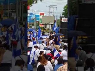 Nicaragua reza.