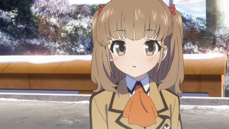 MiraiDuB Безоблачное завтра Nagi no Asukara 17 серия MVO