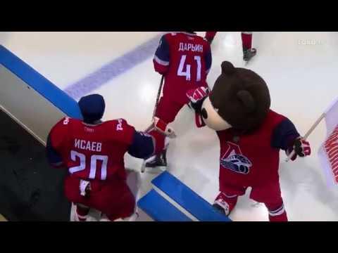 МХЛ'18/19: Локо - Капитан - 3:1