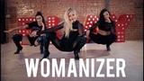Britney Spears - Womanizer - Choreoraphy by Marissa Heart