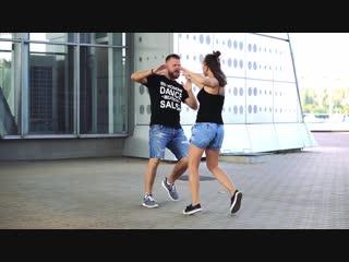 Mr & Mrs Salsa немножко дурят)