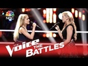 Top 9 Battle Knockout (The Voice US UK)