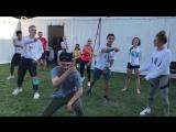 Танец для Ромы Попова