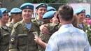 Российские военные врачи вернулись изСирии. Новости. Первый канал