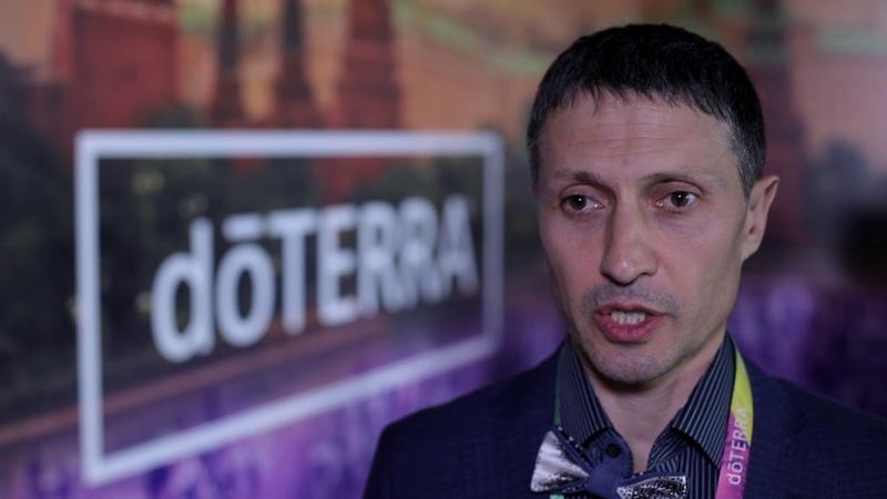 Видео с официального открытия dōTERRA в России (Москва, 12 мая 2018)