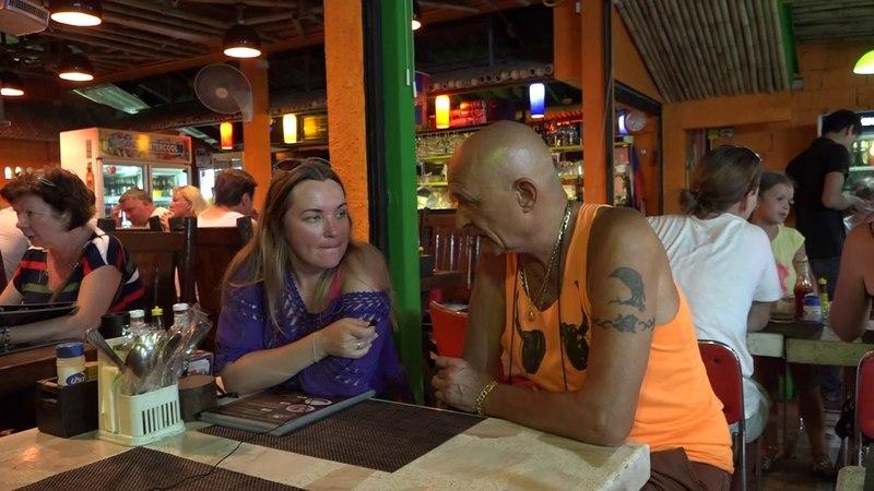 Русские в Таиланде: дядя Юра и его кафе