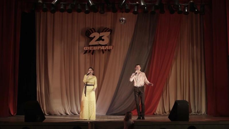 25. Береги любовь - Александр Кислов и Василиса Паринкина. ДК г. Невель