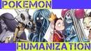 ВОТ ЭТО НЕЧТО ТОП Покемоны хуманизация 50 Characters / Pokemon humanization