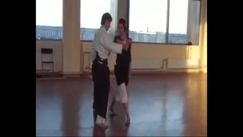 Семинар Берег Танца Айкидо и танго