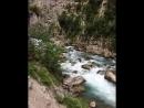 горные реки.Абхазия