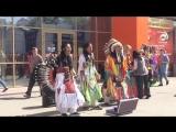 индейская группа Atipak Runa в Иркутске 2018 (приехали из Эквадора)