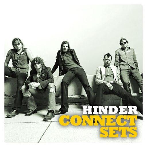 Hinder альбом Hinder Connect Set