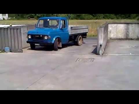 Fiat 616 n34 3500 cc 4 cilindri mezzo instancabile carico con 21 q di terra