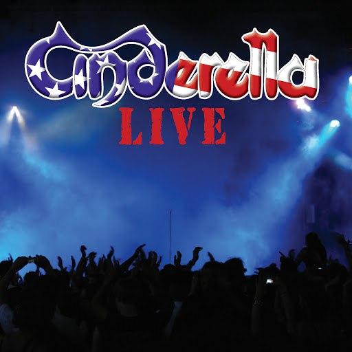 Cinderella альбом Live At The Key Club