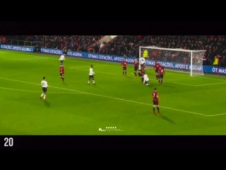 Mohamed Salah - First 40 Goals for Liverpool 2017-18 - HD