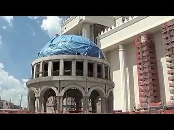 Копия Храма Соломона в Бразилии!