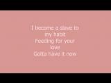 Leighton Meester - Your Loves A Drug Lyrics