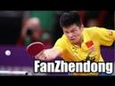 Первая ракетка рейтинг ITTF (Fan Zhendong)
