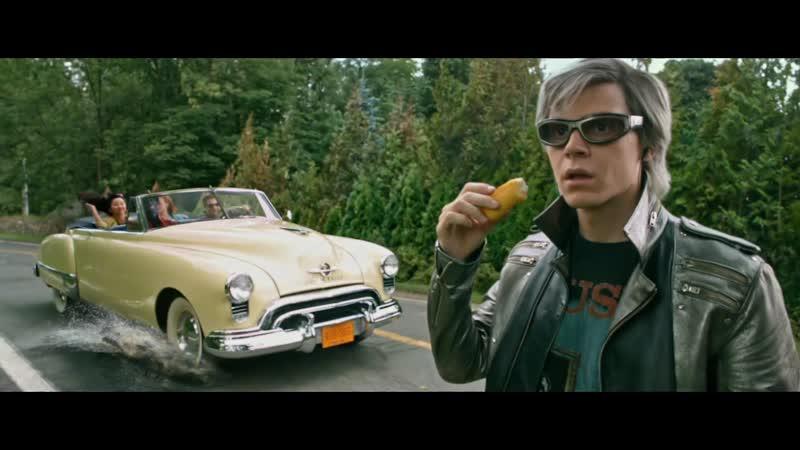 Люди Икс: Апокалипсис X-Men: Apocalypse, 2016 / Eurythmics Sweet Dreams (Are Made of This) / Муз. кинофрагмент