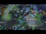 Team Spirit vs Double Dimension, The International CIS QL, game 1 Maelstorm, Lo