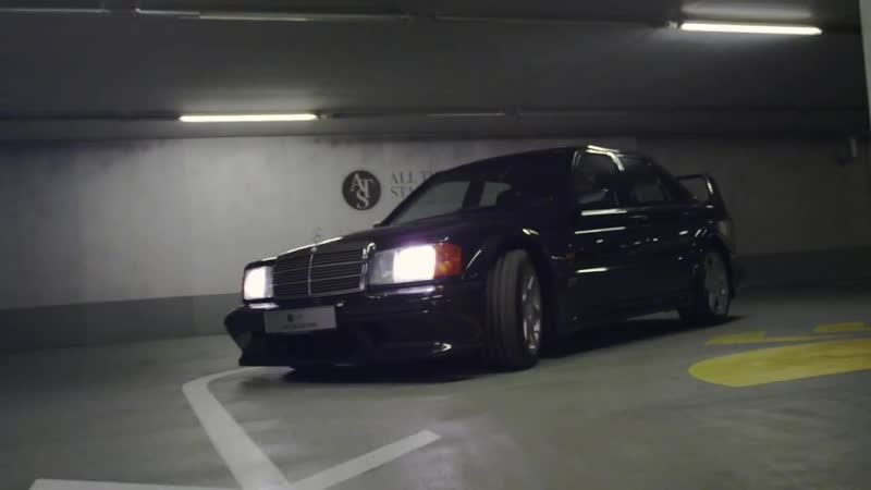 Mercedes-Benz 190 E 2.5-16 EVO 2 - Parking Lot Thunder from ALL TIME STARS