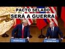 PACTO SELADO - SERÁ A GUERRA