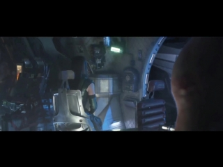 Дракс и Звездный Лорд ссорятся друг с другом (Удаленная сцена из фильма Мстители Война Бесконечности)
