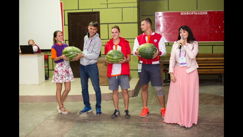 Черноморец - Открытие семинара Итоги летней оздоровительной кампании 2018 года в Республике Татарстан. Задачи на 2019 год 2