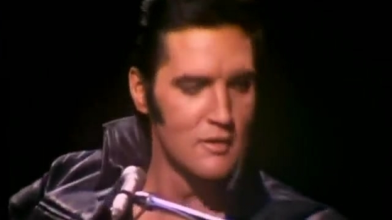 Elvis Presley Heartbreak Hotel (1968)