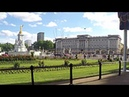 Букингемский дворец Лондон Англия Buckingham Palace London England 4K Ultra HD