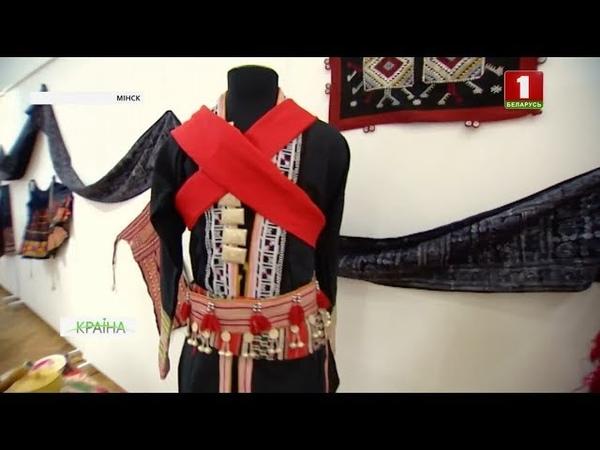 У Нацыянальным гістарычным музеі праходзiць выстава народных промыслаў Ветнама. КРАIНА