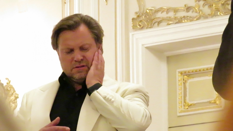 Василий Герелло, Vocee notte (Голос в ночи, Лардини - Е.де Куртис), 23.09.2018