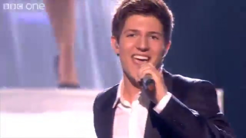Josh Dubovie UK That Sounds Good to Me Eurovision Song Contest Final 2010 BBC One