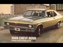 Гараж 12 Chevy Nova 1969 и Shelby Cobra Replica 1965