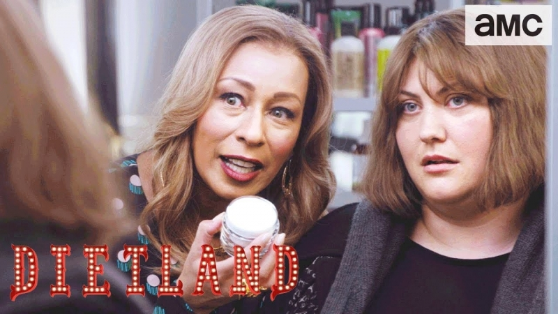 Диетлэнд | Dietland | Фичуретка: Meet Plum, Kitty, Julia, Leeta Verena