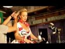 """Анна Семенович на съемках клипа """"Июльское лето"""" (2012) 1080p Голая? Грудь, секси"""